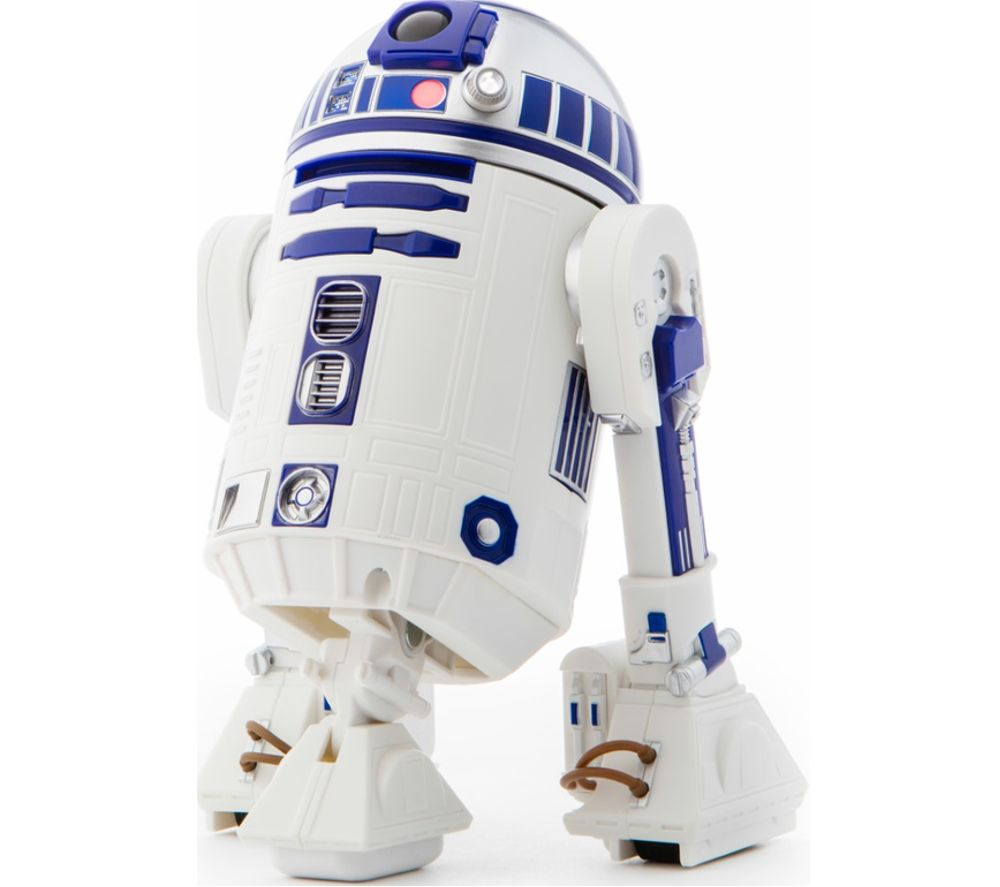 Sphero r2 d2 deals pc world - Robot blanc star wars ...