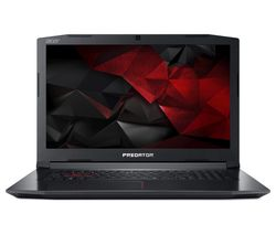 "ACER Predator Helios 300 17.3"" Intel® Core™ i5 GTX 1050 Ti Gaming Laptop - 1 TB HDD & 128 GB SSD"