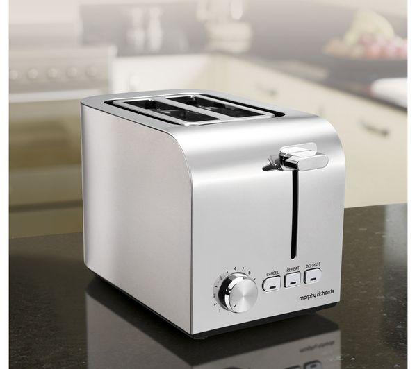 Morphy Richards Appliances: Buy MORPHY RICHARDS Equip 222055 2-Slice Toaster