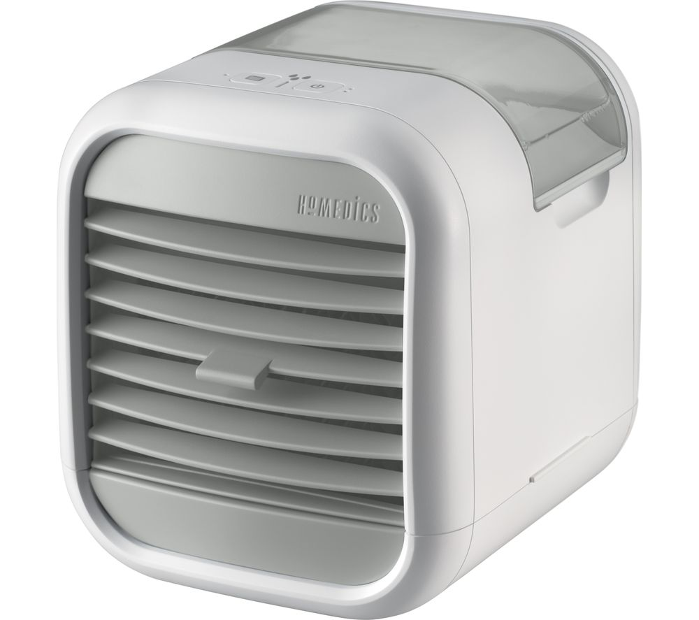 HOMEDICS MyChill PAC-20-EU2 Floor Fan - White