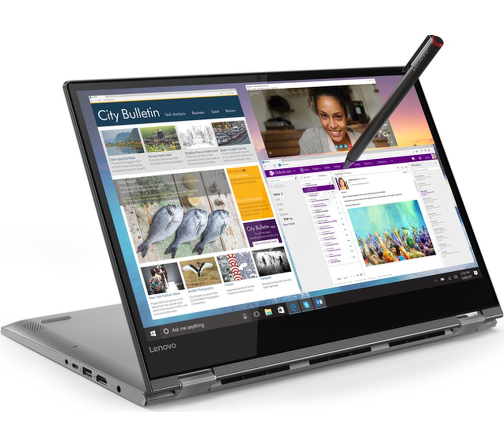 "LENOVO YOGA 530-14ARR 14"" AMD Ryzen 3 2 in 1 - 128 GB SSD"