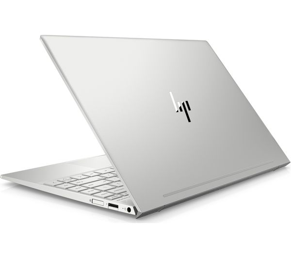 "Image of HP ENVY 13.3"" Intel® Core™ i5 GeForce MX150 Laptop - 256 GB SSD, Silver"