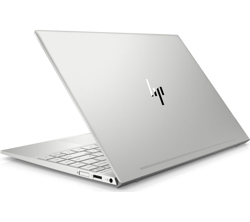 "Image of HP ENVY 13-ah0501sa 13.3"" Intel® Core™ i5 GeForce MX150 Laptop - 256 GB SSD, Silver, Silver"