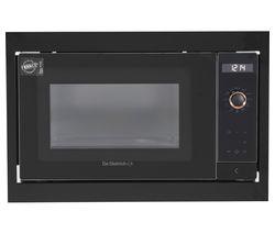 DME7121A Built-in Solo Microwave - Black