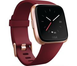 FITBIT Versa - Ruby & Rose Gold