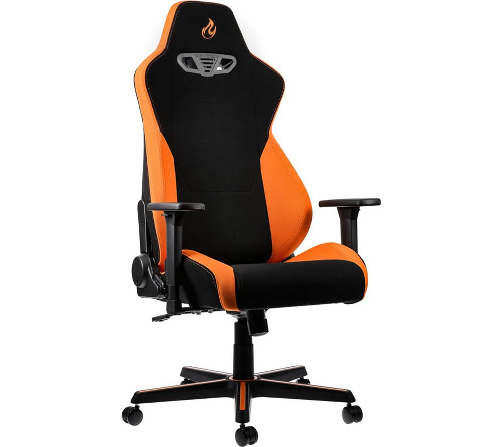 NITRO CONCEPTS S300 Gaming Chair - Orange