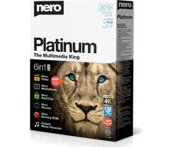 NERO Platinum 2019 - Lifetime for 1 device