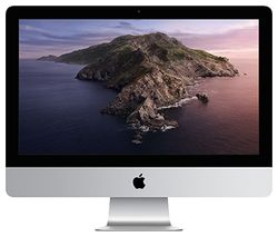 "APPLE iMac 4K 21.5"" (2019) - Intel® Core™ i3, 1 TB HDD"