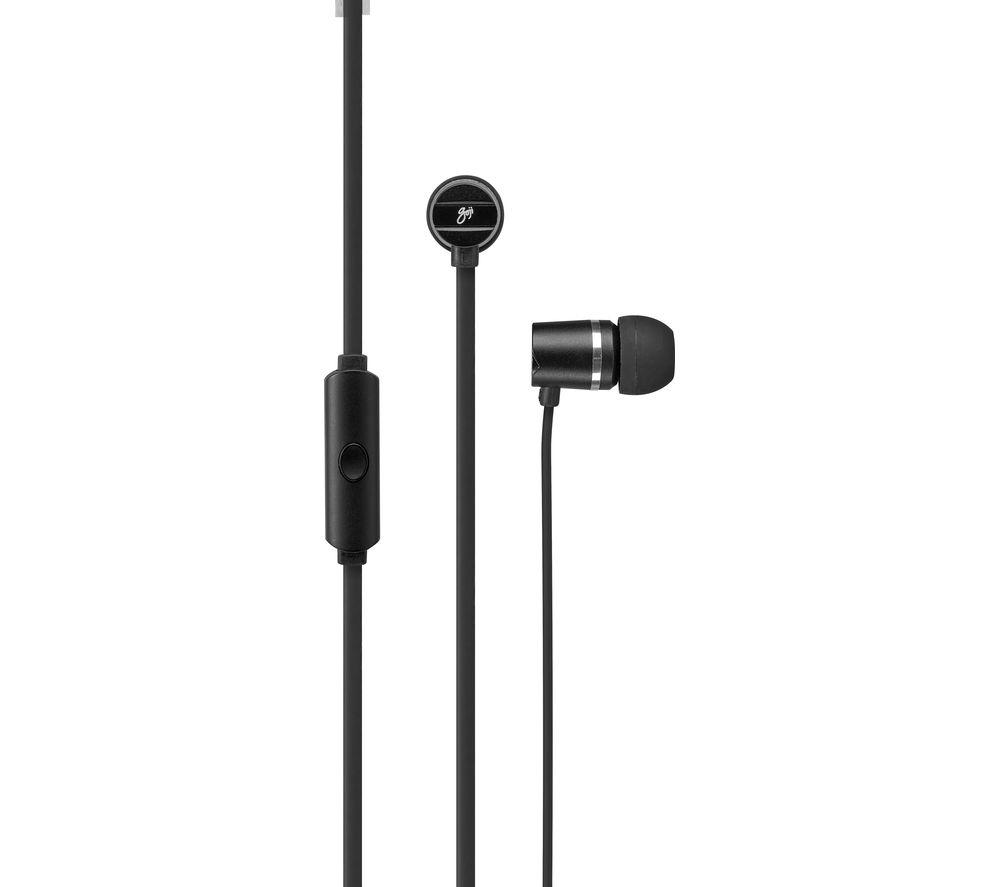 Image of GOJI Collection USB Type-C Earphones - Black, Black