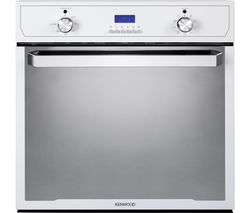 KENWOOD KS101WH-1 Electric Oven - White & Stainless Steel