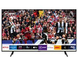 "SAMSUNG QE49Q70RATXXU 49"" Smart 4K Ultra HD HDR QLED TV with Bixby"