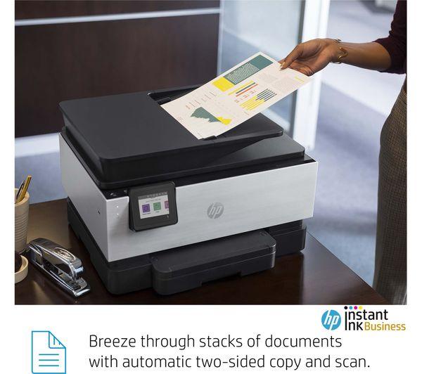 HP OfficeJet Pro 9019 AllinOne Aluminium