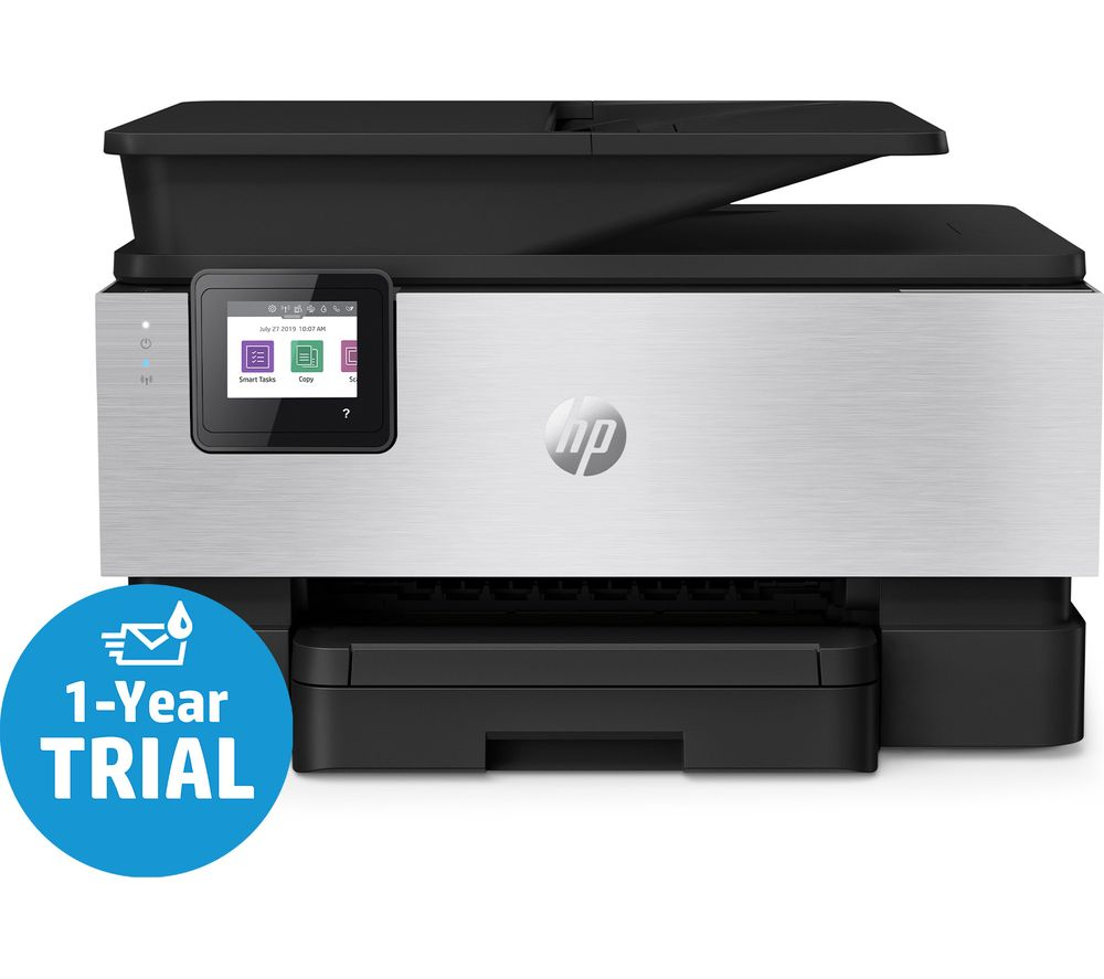 HP OfficeJet Pro 9019 All-in-One Wireless Inkjet Printer with Fax