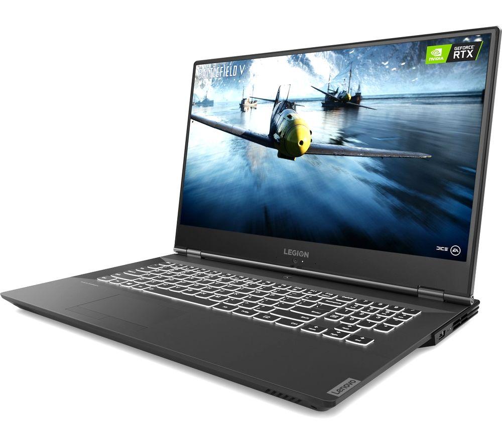 "LENOVO Legion Y540-17IRH 17.3"" Gaming Laptop - Intel® Core™ i7, RTX 2060, 512 GB SSD"