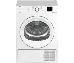 BEKO Pro DTBP10011W 10 kg Heat Pump Tumble Dryer - White