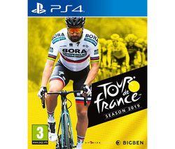 PS4 Tour de France 2019