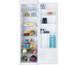CANDY CFLO 3550 E/1K Integrated Tall Fridge - Fixed Hinge