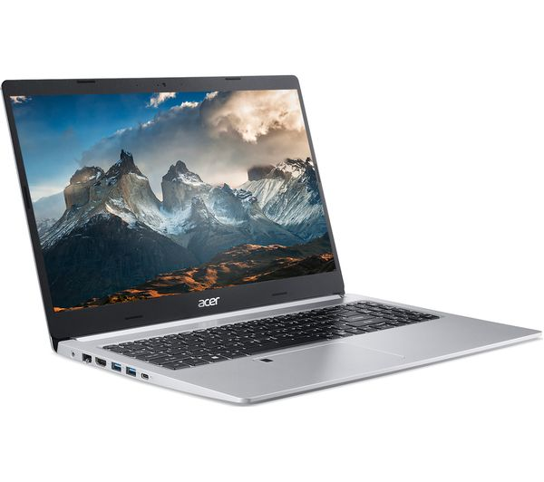 """Image of ACER Aspire 5 A515-54G 15.6"""" Laptop - Intel® Core™ i5, 256 GB SSD, Silver"""