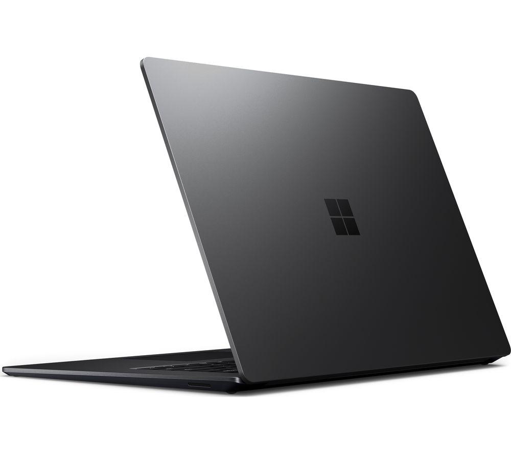 "MICROSOFT 15"" Surface Laptop 3 - AMD Ryzen 7, 512 GB SSD, Black"