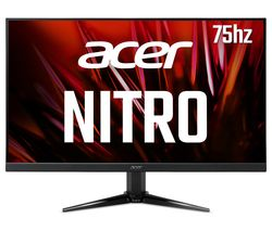 "ACER Nitro QG241Ybii Full HD 23.8"" VA LCD Gaming Monitor - Black"