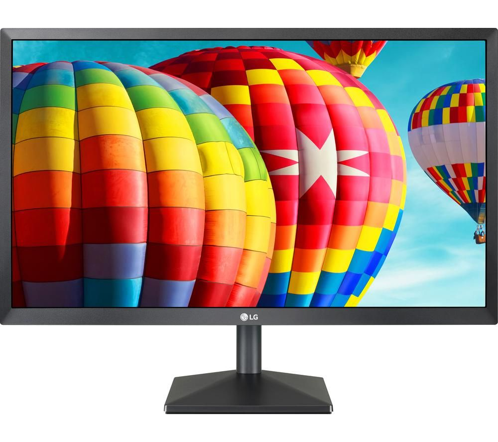 Image of 22MK430H Full HD 21.5? IPS LED Monitor - Black, Black