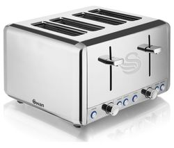 ST14064N 4-Slice Toaster - Stainless Steel