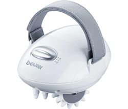 BEURER CM 50 Cellulite Body Massager - Grey & White