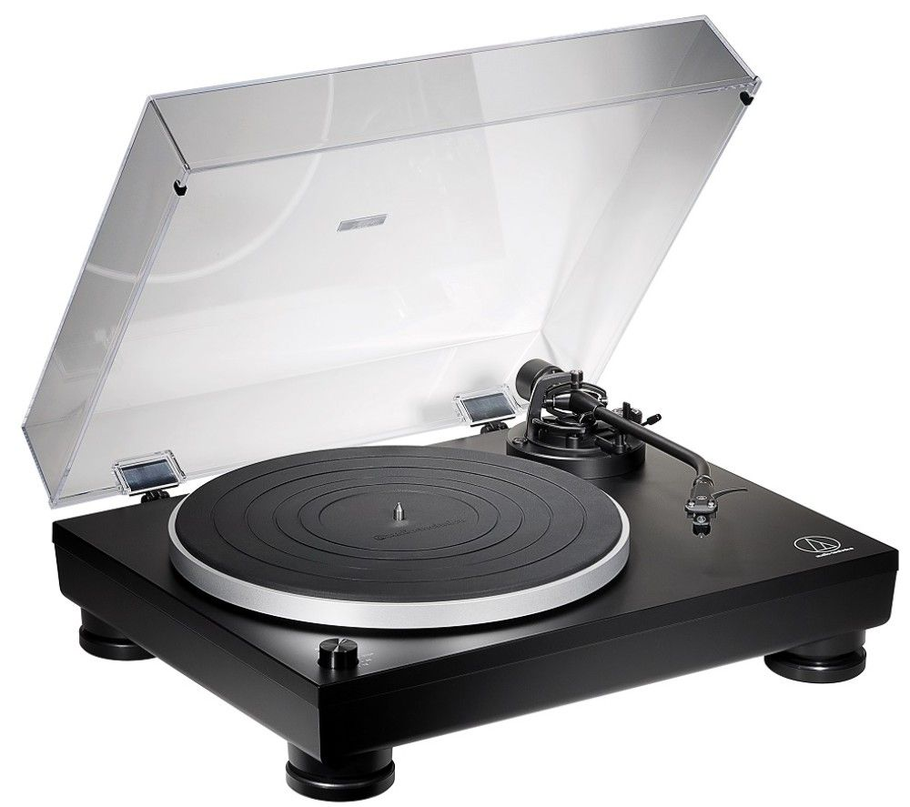AUDIO TECHNICA AT-LP5X Direct Drive Turntable - Black