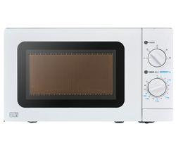C17MW20 Solo Microwave - White