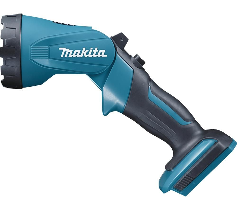 MAKITA G-Series ML187 LED Torch - Body Only, Blue & Black