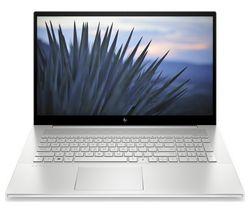 "ENVY 17-cg0511sa 17.3"" Intel® Core™ i7 Laptop - 1 TB HDD & 256 GB SSD, Silver"