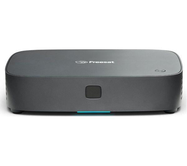 Image of FREESAT UHD-X Smart 4K Ultra HD Set Top Box