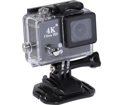 AVS1360 4K Ultra HD Action Camera - Black