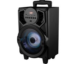 A58149 Portable Bluetooth Party Speaker - Black