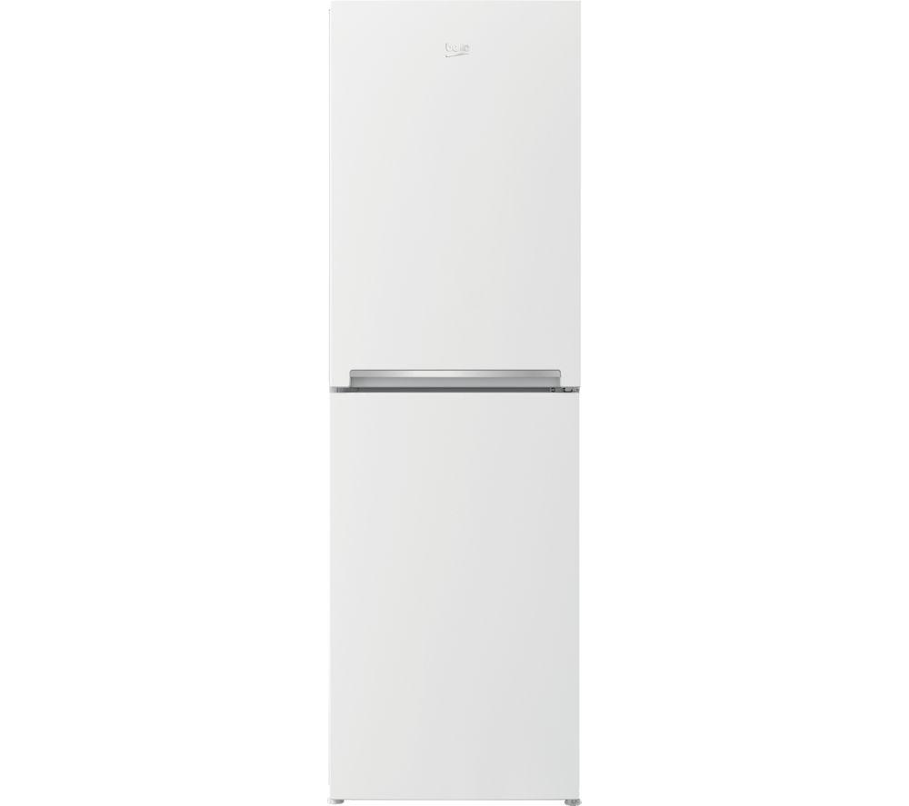 BEKO CXFG3691W 50/50 Fridge Freezer - White, White