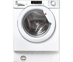 H-WASH 300 HBWS 48D2E Integrated 8 kg 1400 Spin Washing Machine
