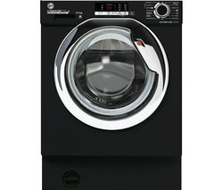 HOOVER H-WASH 300 Lite HBDS485D2ACBE Integrated 8 kg Washer Dryer