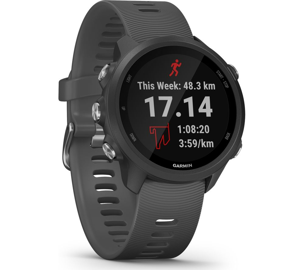 GARMIN Forerunner 245 Running Watch - Slate, Universal