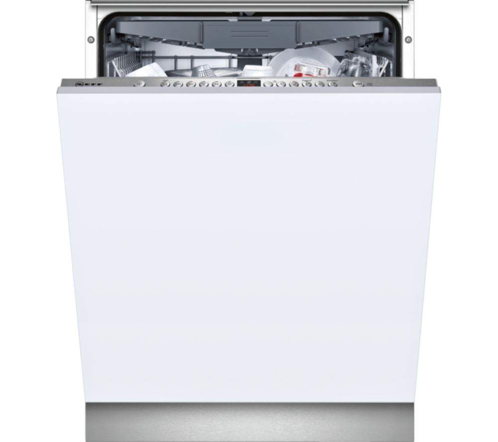 NEFF N50 S713N60X1G Full-size Fully Integrated Dishwasher