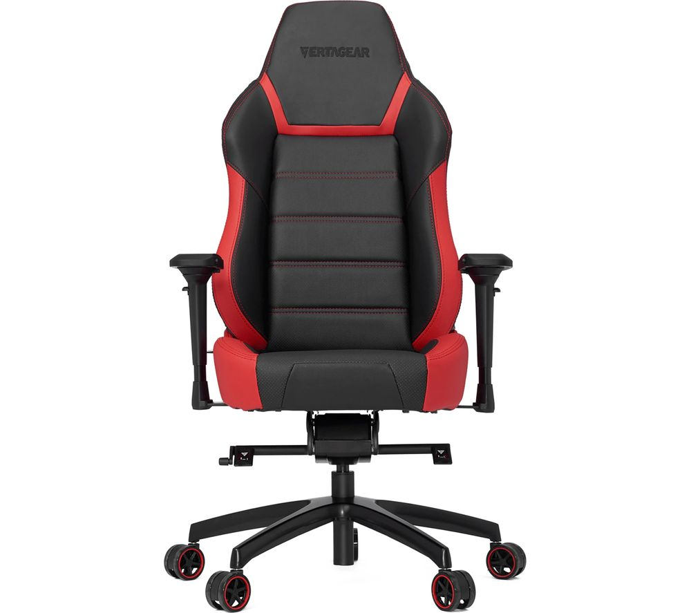VERTAGEAR P-LINE PL6000 Gaming Chair - Black & Red