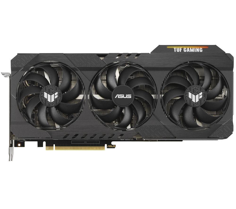 ASUS GeForce RTX 3090 24 GB TUF GAMING OC Graphics Card