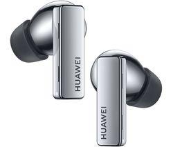 Freebuds Pro Wireless Bluetooth Noise-Cancelling Earphones - Silver Frost