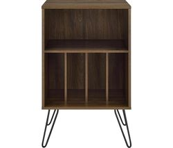 Concord 1324222COMUK Turntable Stand - Walnut