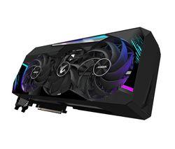 GeForce RTX 3080 10 GB AORUS MASTER Graphics Card