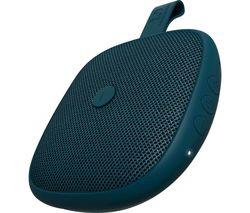 Rockbox Bold XS Portable Bluetooth Speaker - Petrol Blue