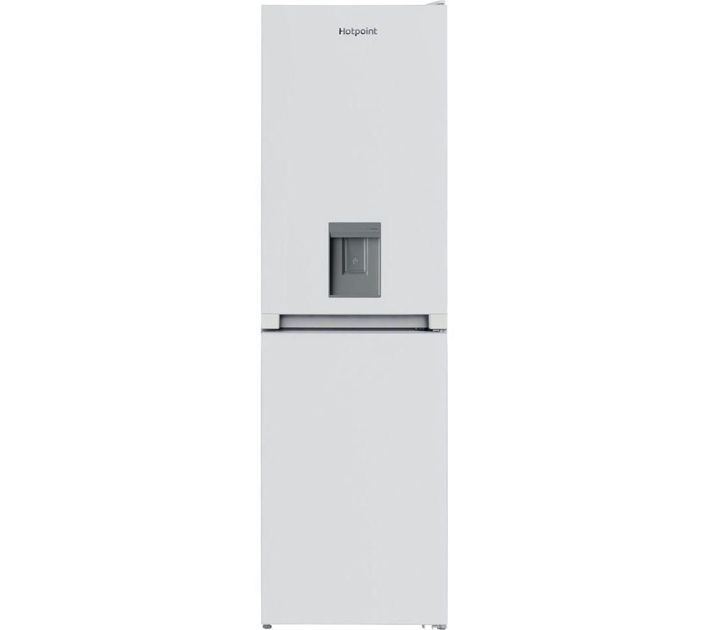 HOTPOINT HBNF 55181 W AQUA UK 1 50/50 Fridge Freezer - White