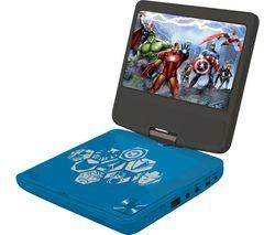 DVDP6AV Portable DVD Player - Avengers