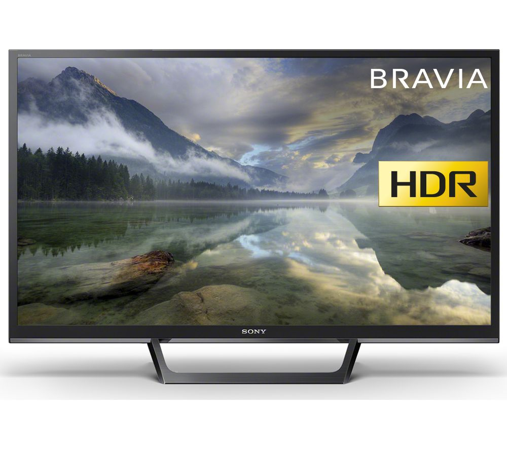 "SONY BRAVIA KDL32W6103BU 32"" HD Ready HDR LED TV"