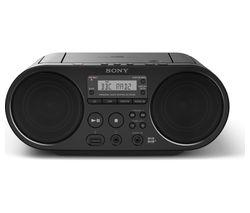 ZS-PS55B DAB/FM Boombox - Black