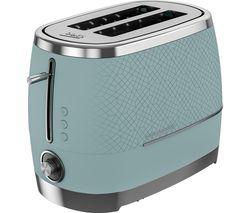 Cosmopolis TAM8202T 2-Slice Toaster - Duck Egg Blue